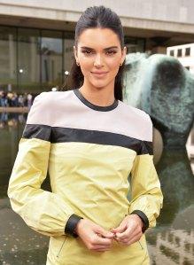 Kendall Jenner NYFW