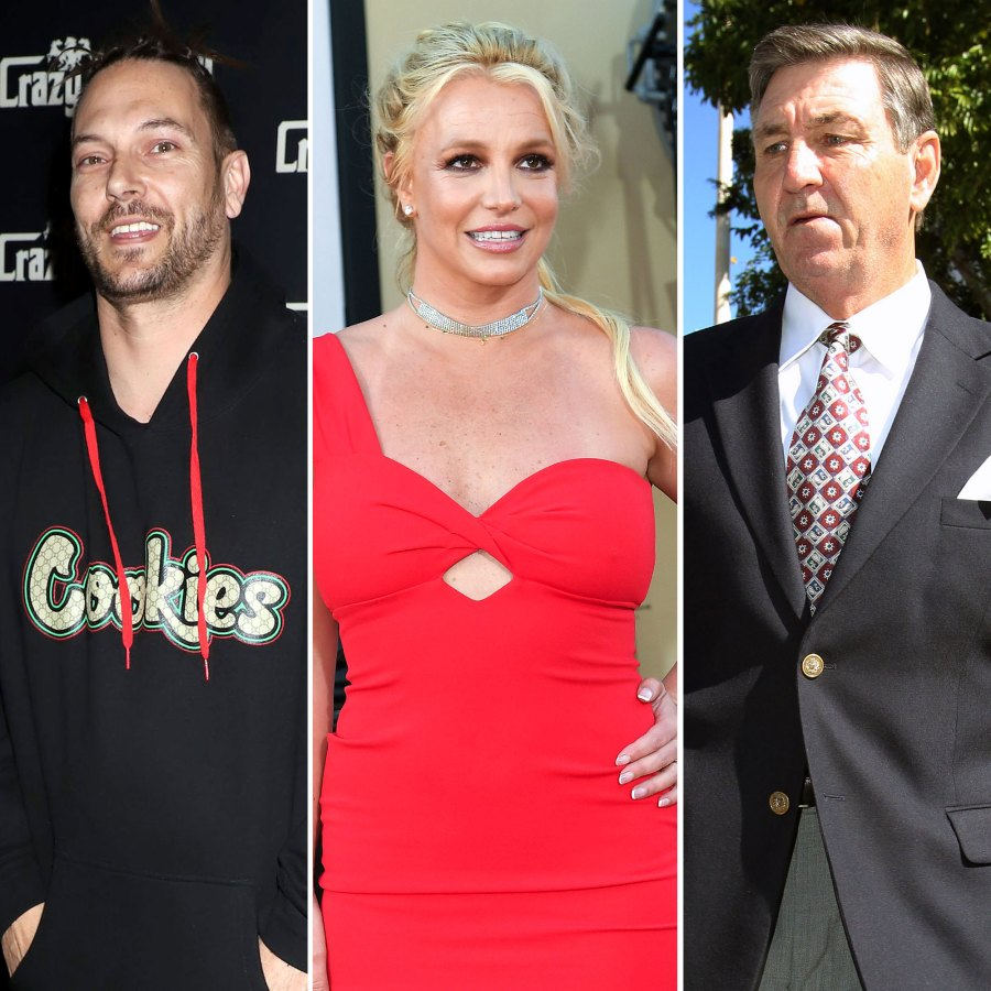 Kevin Federline Files Police Report Against Britney Spears Dad Jamie Spears