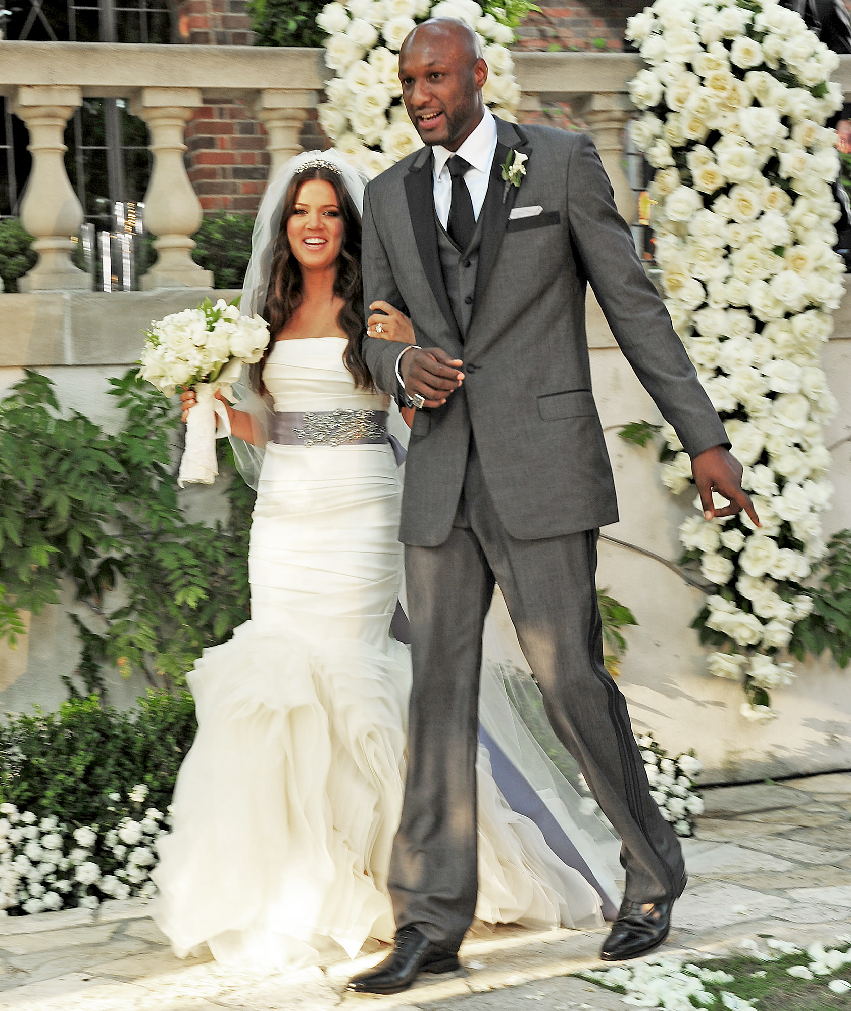 Khloe Kardashian Wedding Dress: Khloe Kardashian, Lamar Odom's 2009 Wedding: What You Forgot