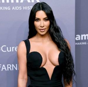 Kim Kardashian Jokes She Wants to Work in a Wyoming Bar