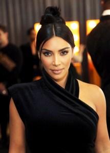 Kim Kardashian Creative Arts Emmys September 14, 2019
