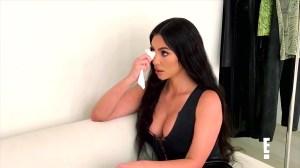 Kim Kardashian Lupus Scare KUWTK Preview
