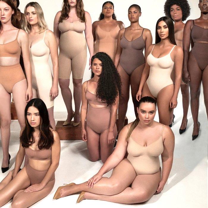 Kim Kardashian SKIMS Shapewear