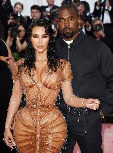 Kim Kardashian Kanye West No Help Kick Raising 4 Kids