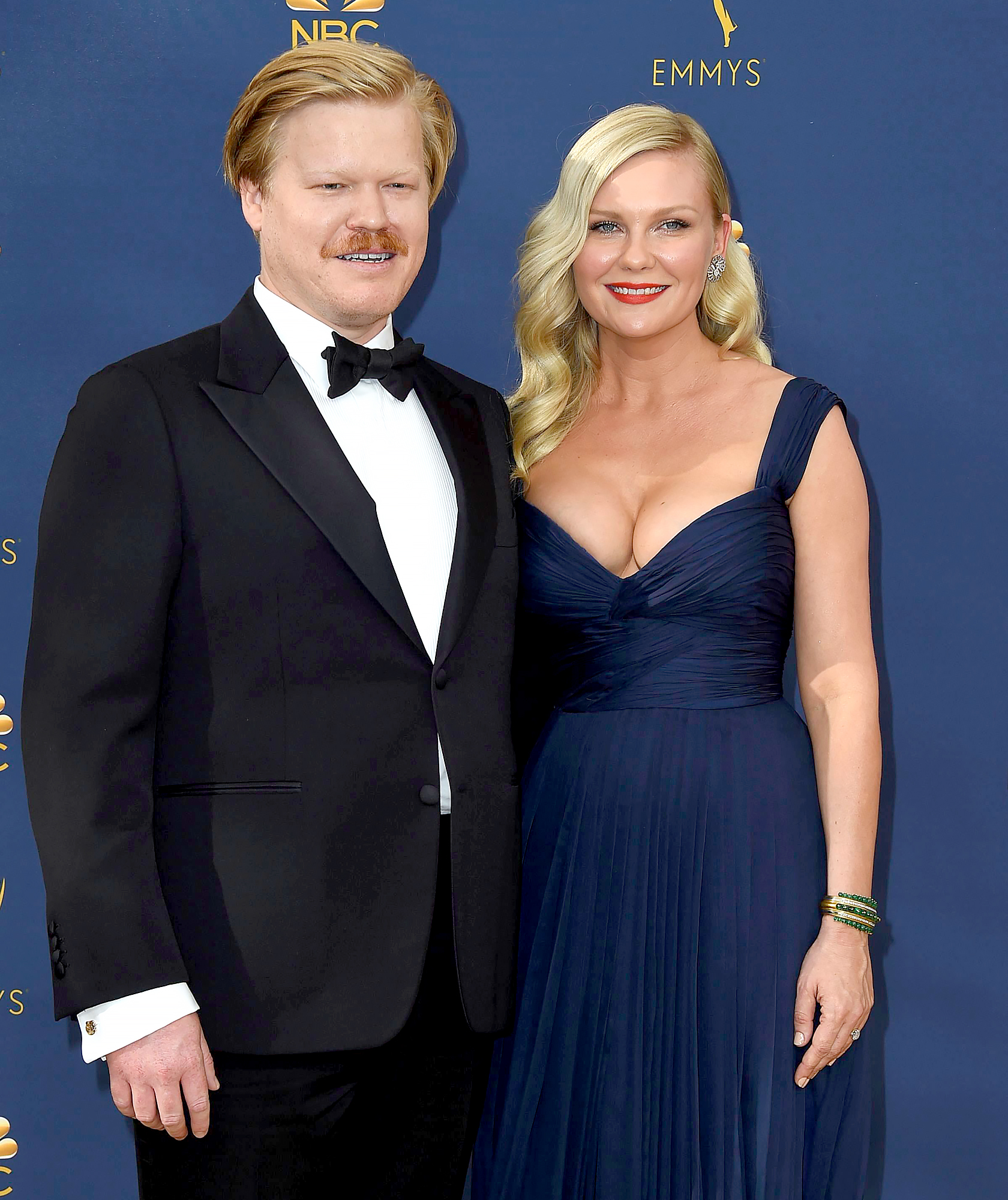 Kirsten-Dunst-Jokes-About-Her-and-Jesse-Plemons-Son-Ennis