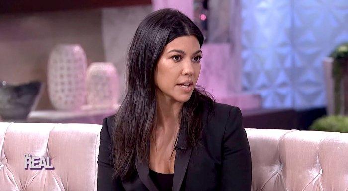 Kourtney Kardashian I Feel Pressure From Kylie Jenner Billionaire Status