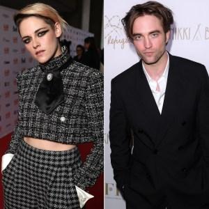 Kristen Stewart Happy Robert Pattinson Is Batman