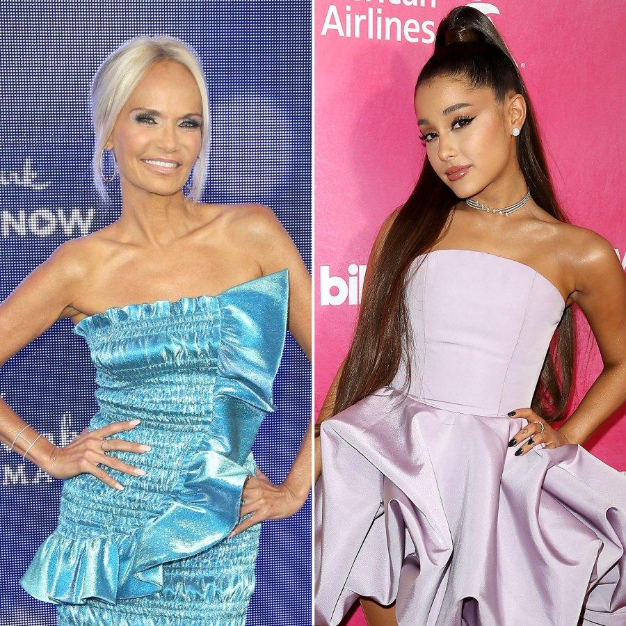 Kristin Chenoweth Campaigns for Ariana Grande for Wicked Movie