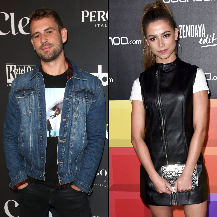 Kristina Schulman and Nick Viall Argue Over Sliding Into His Brother DMs