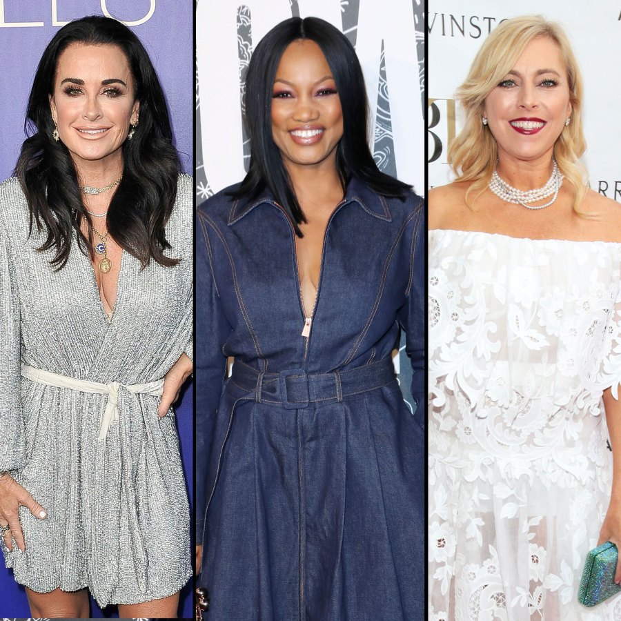 Kyle Richards Reveals How New Housewives Garcelle Beauvais and Sutton Stracke Are Fitting In