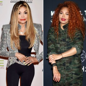 LaToya Jackson Doesnt Think Janet Jackson Will Have Another Child