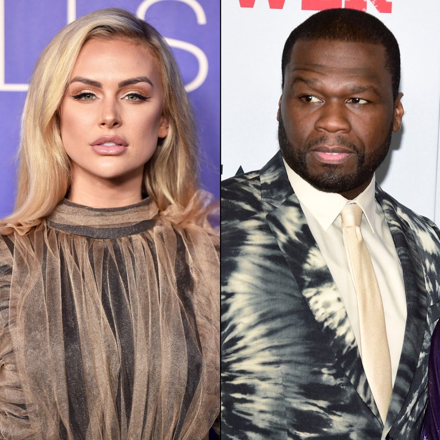 Lala Kent Speaks Out Amid 50 Cent Feud