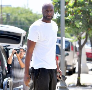 Lamar Odom DWTS Rehearsal Is Harder Than NBA Practices