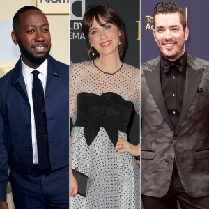 Lamorne Morris Didn't Know Zooey Deschanel, Jonathan Scott Are Dating