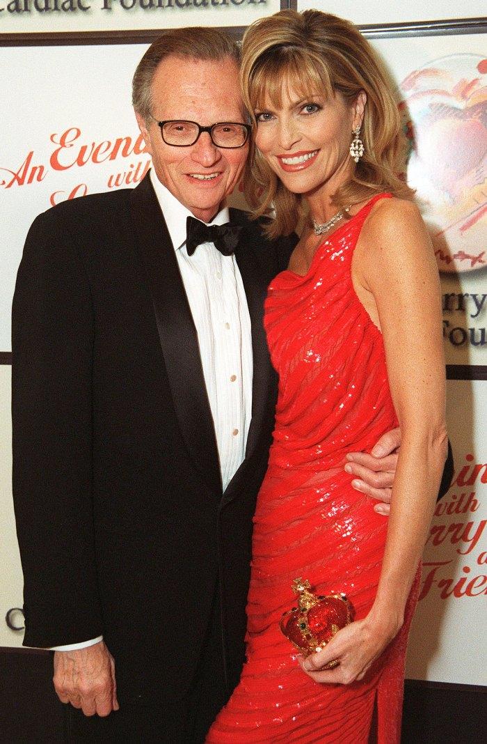 Larry King S Estranged Wife Shawn King Breaks Silence On Divorce