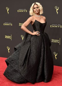 Laverne Cox Best Cure Bad Hair Day