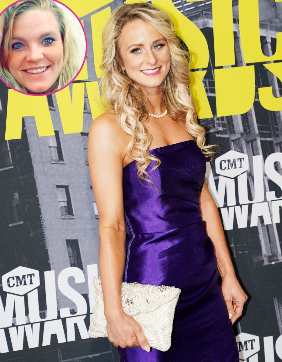 Leah Messer's Sister Victoria Is Pregnant