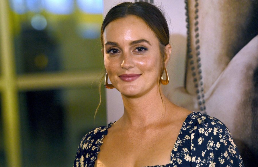 Leighton Meester Gushes Over 4-Year-Old Son Arlo With Adam Brody