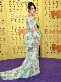 Lena Headey Game of Thrones Slay Red Carpet Emmys 2019