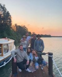 Liam Hemsworth 'Make Peace' Island in Australia With Family