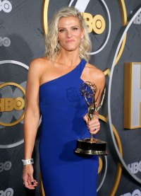 Lindsay Shookus What You Didn't See on TV Gallery Emmys 2019