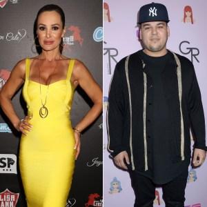 Ex Porn Star Lisa Ann Talks Relationship With Rob Kardashian