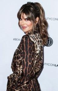 Lisa Rinna Beautycon LA August 10, 2019