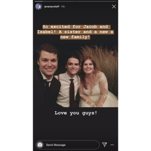 Little People, Big World Jacob Roloff Marries Isabel Rock