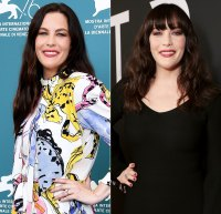 Liv Tyler Hair Change Bangs