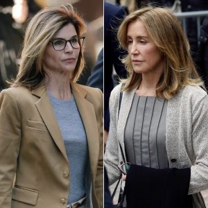 Lori Loughlin's Pals 'More Concerned' for Her After Felicity Huffman Court Appearance