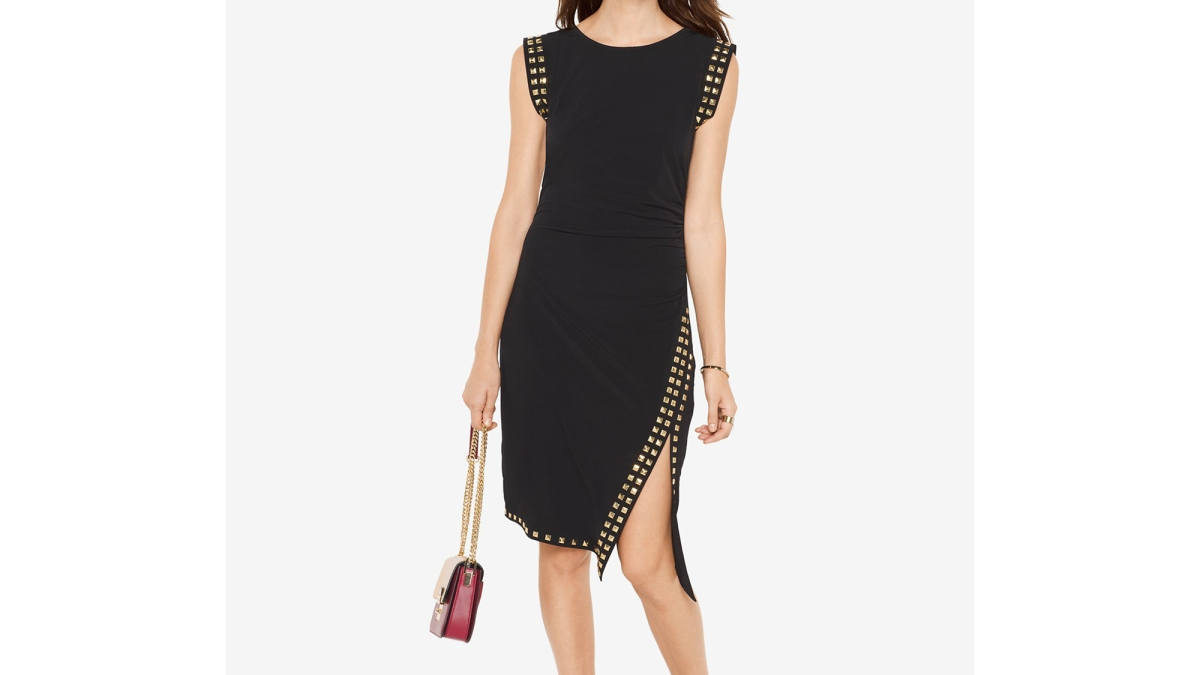 Survive the Season in Style Thanks to This Little Black Dress from Macy's