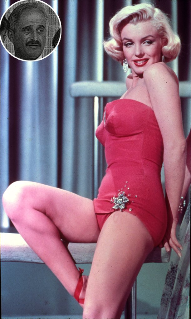 Marilyn Monroe's Questionable Relationship With Her Psychiatrist Ralph Greenson