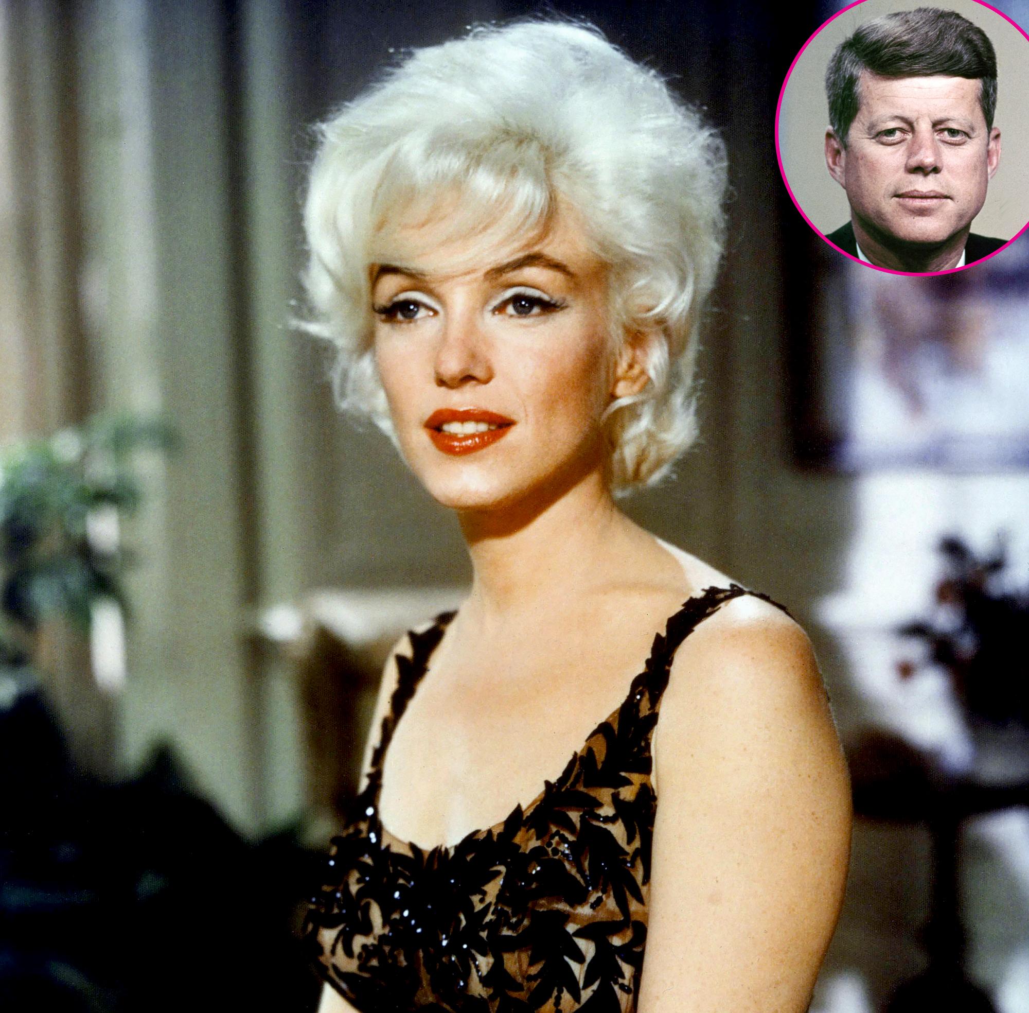 Marilyn-Monroe-John-F-Kennedy-affair-3