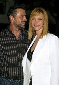 Matt LeBlanc and Lisa Kudrow Comeback Premiere 'Friends' Cast Reuniting Through the Years