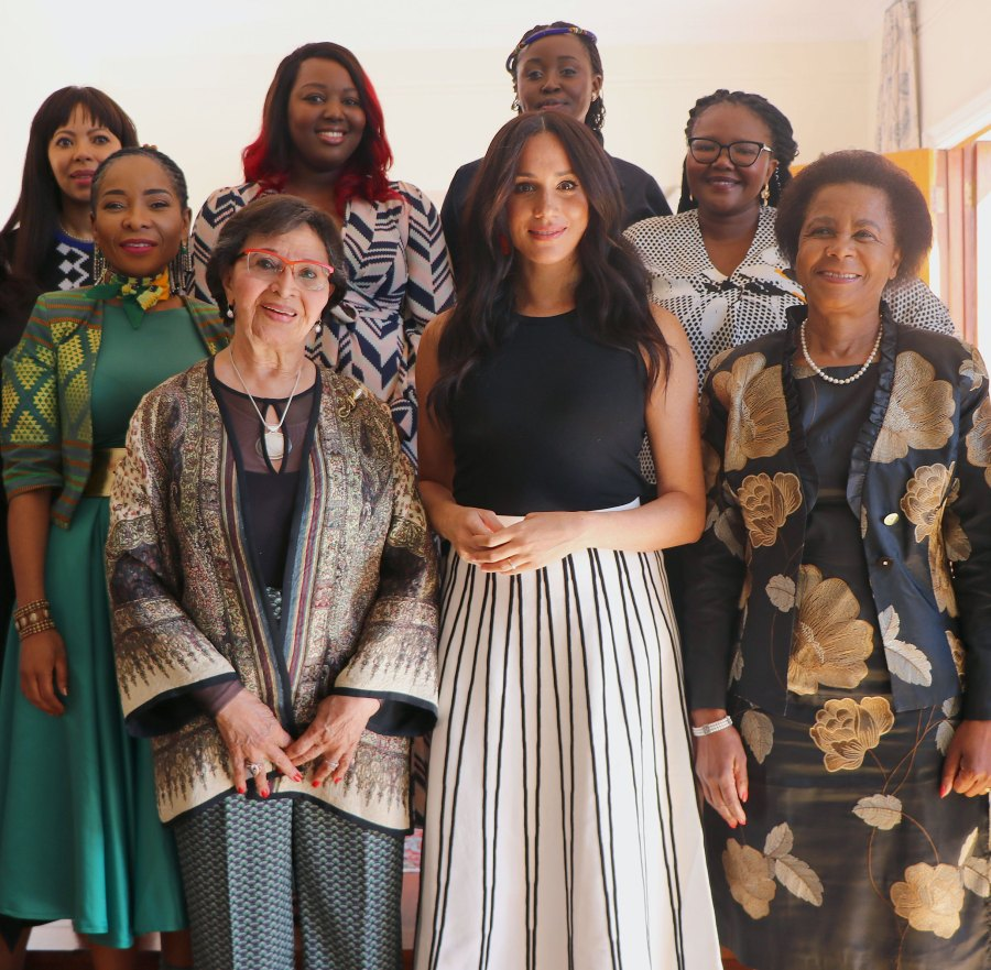 Meghan Markle Africa Tour September 28, 2019