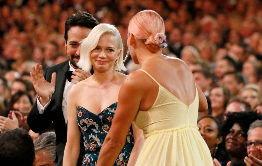 Michelle Williams, Busy Philipps What You Didn't See on TV Gallery Emmys 2019