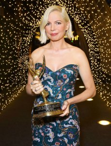 Michelle Williams Emmys 2019 September 22, 2019