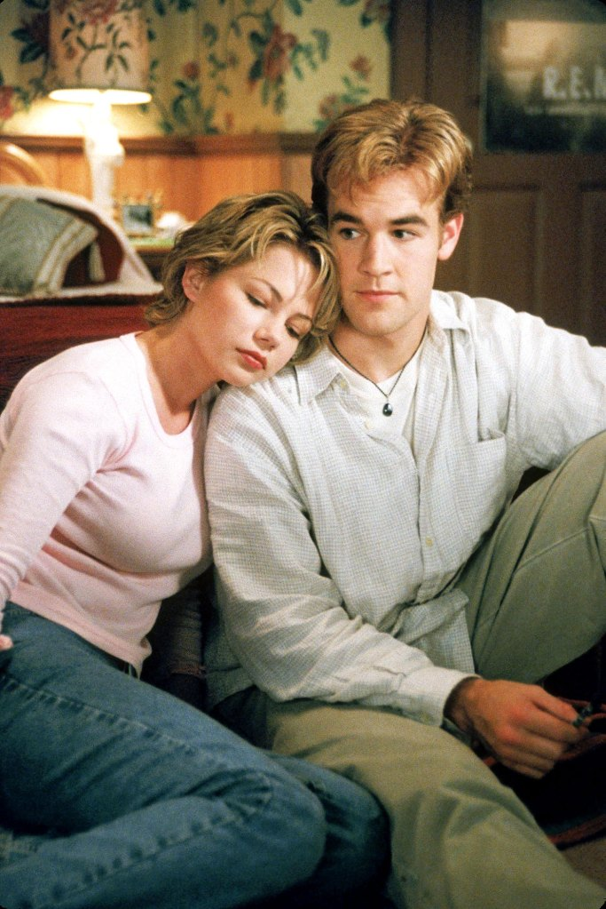 Michelle Williams Had No Idea that James Van Der Beek Was on Dancing With the Stars Dawsons Creek