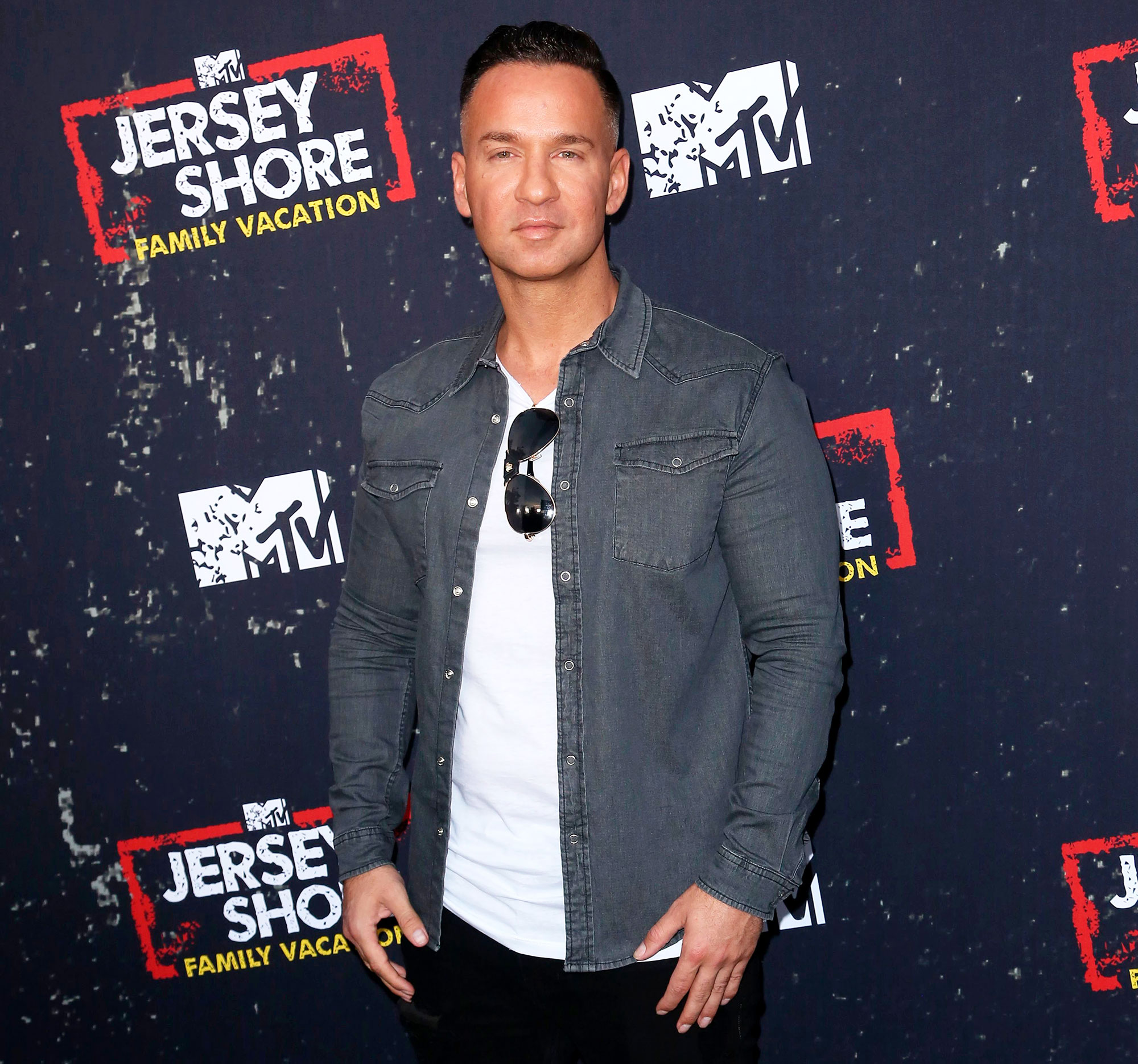 Mike The Situation Sorrentino Speaks Out for First Time Since Leaving Prison