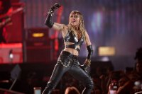 Miley Cyrus Gives First Performance Since Split From Kaitlynn Carter at iHeartRadio Music Festival