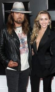 Miley Cyrus Trolls Dad Billy Ray Cyrus