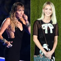 Miley Cyrus and Kaitlynn Carter A Timeline of Their Relationship
