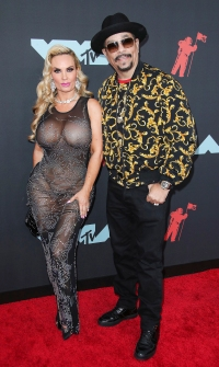 Most Stylish New Yorkers - Coco Austin and Ice-T