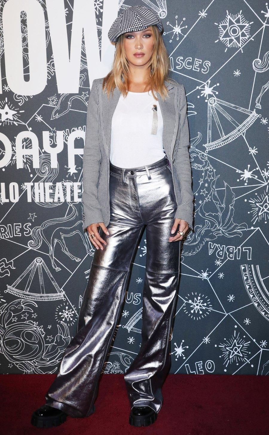 NYFW Style - Bella Hadid