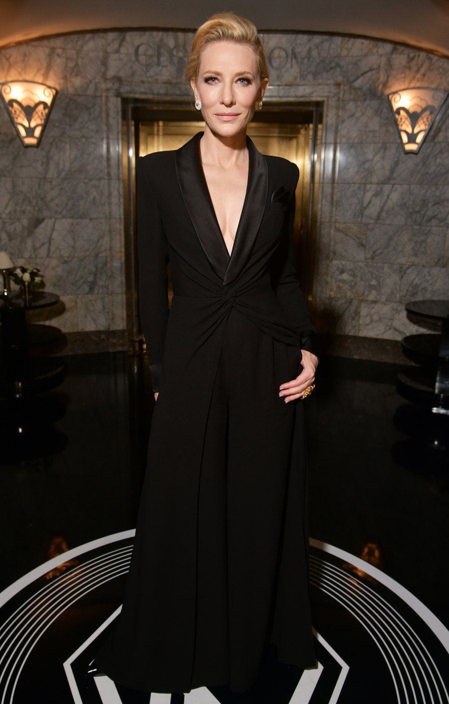 NYFW Style - Cate Blanchett