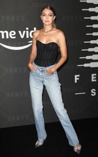 NYFW Style - Gigi Hadid
