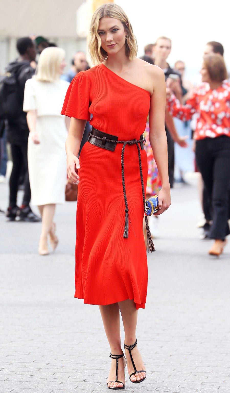 NYFW Style - Karlie Kloss