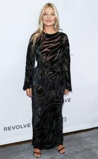 NYFW Style - Kate Moss