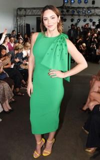 NYFW Style - Katharine McPhee