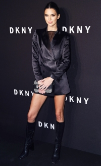 NYFW Style - Kendall Jenner